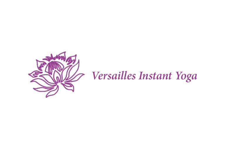 Versailles Instant Yoga - Création de site - Références - Nahécom