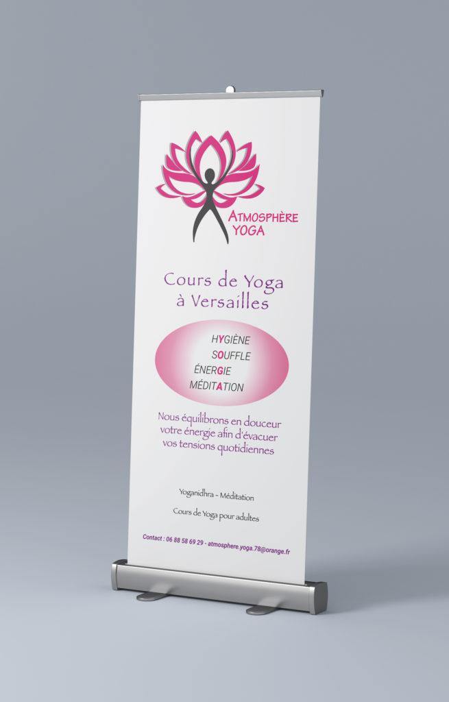 Références - Roll Up - Atmosphère Yoga - Nahécom