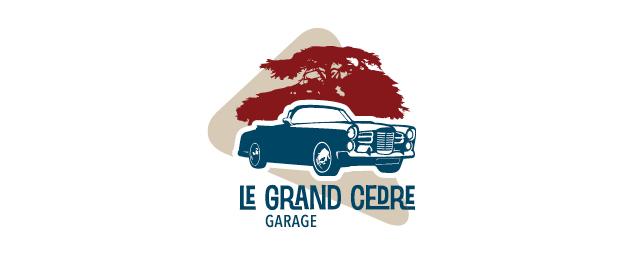 Création site internet Garage le Grand Cèdre - Nahécom